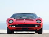 Lamborghini Miura P400 S 1969–71 pictures