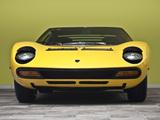 Lamborghini Miura P400 SV Prototipo 1971 images