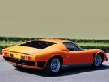Lamborghini Miura P400 SVJ 1971–72 images