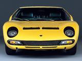 Lamborghini Miura P400 SV 1971–72 pictures