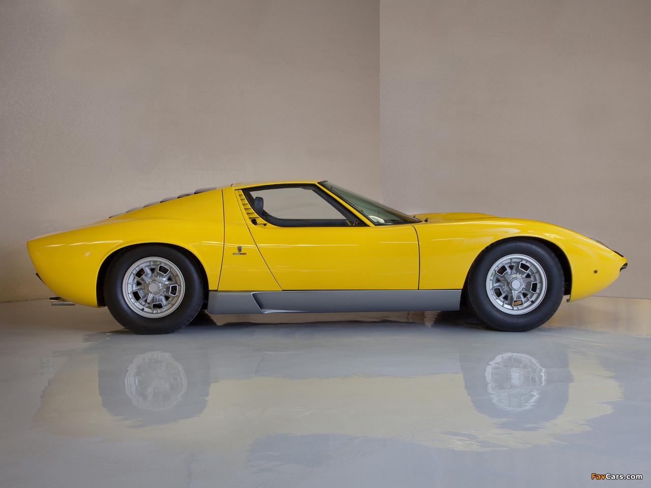 Pictures Of Lamborghini Miura P400 1966 69 1280x960