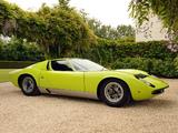 Pictures of Lamborghini Miura P400 S 1969–71
