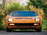 Pictures of Lamborghini Miura P400 SV 1971–72