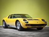 Pictures of Lamborghini Miura P400 SV Prototipo 1971