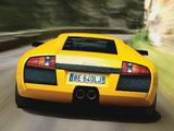 Images of Lamborghini Murcielago 2001–06