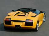 Images of Lamborghini Murcielago Roadster 2004–06