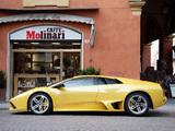 Images of Lamborghini Murcielago LP640 2006–10