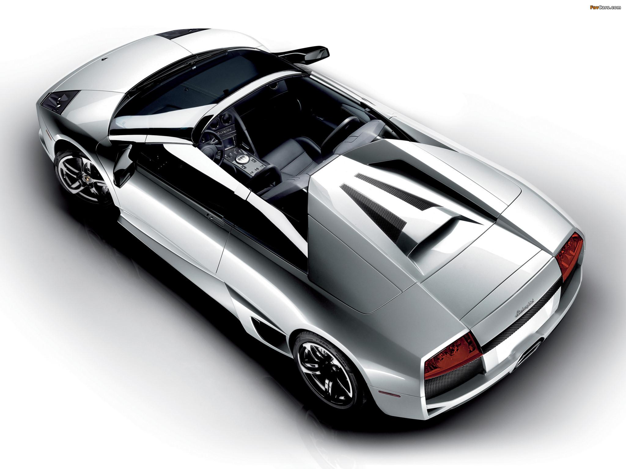 Images of Lamborghini Murcielago LP640 Roadster 2006–10 (2048 x 1536)