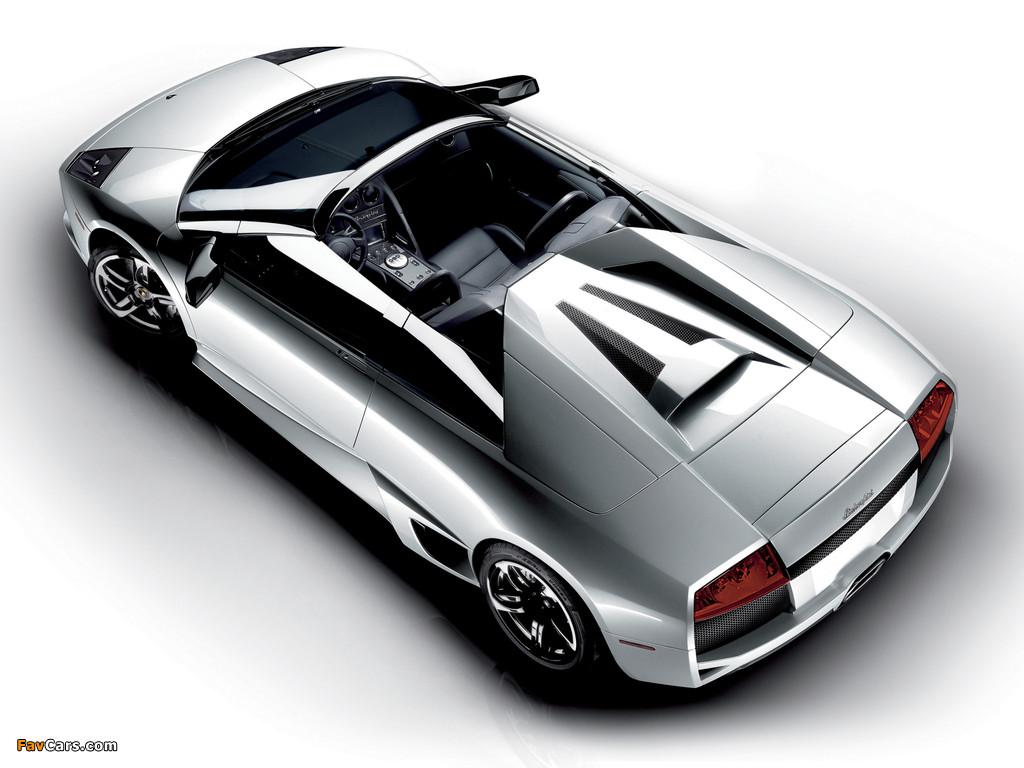 Images of Lamborghini Murcielago LP640 Roadster 2006–10 (1024 x 768)