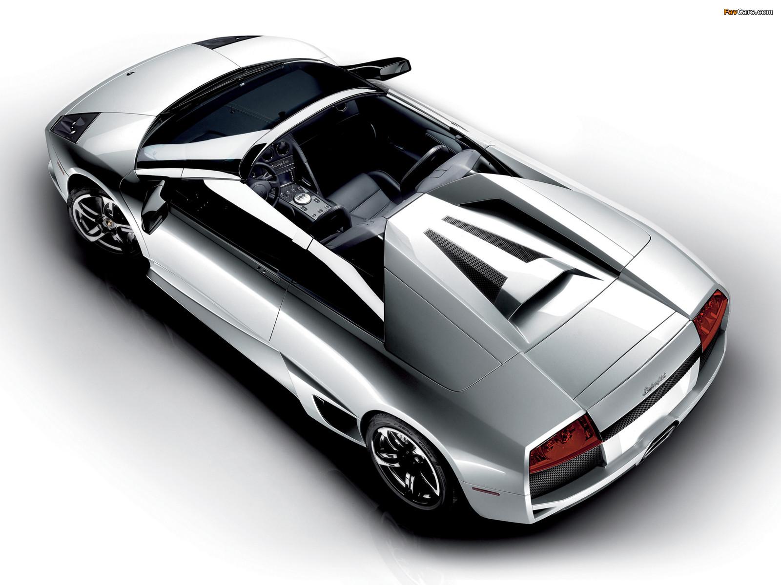 Images of Lamborghini Murcielago LP640 Roadster 2006–10 (1600 x 1200)