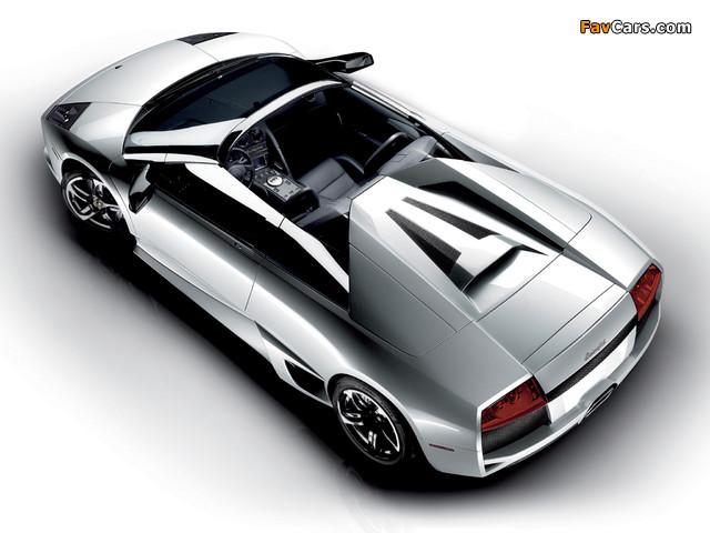 Images of Lamborghini Murcielago LP640 Roadster 2006–10 (640 x 480)
