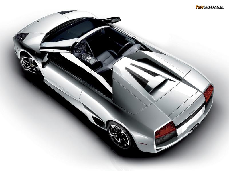Images of Lamborghini Murcielago LP640 Roadster 2006–10 (800 x 600)