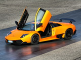 Images of Lamborghini Murciélago LP 670-4 SuperVeloce 2009–10