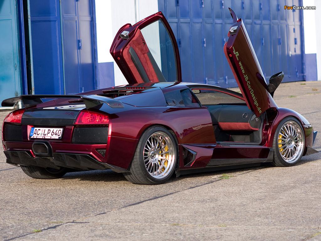 Images of JB Car Design Lamborghini Murcielago LP640 2009 (1024 x 768)