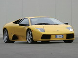 Lamborghini Murcielago 2001–06 images