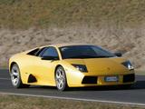 Lamborghini Murcielago 2001–06 photos