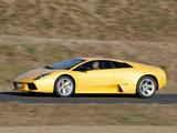 Lamborghini Murcielago 2001–06 pictures