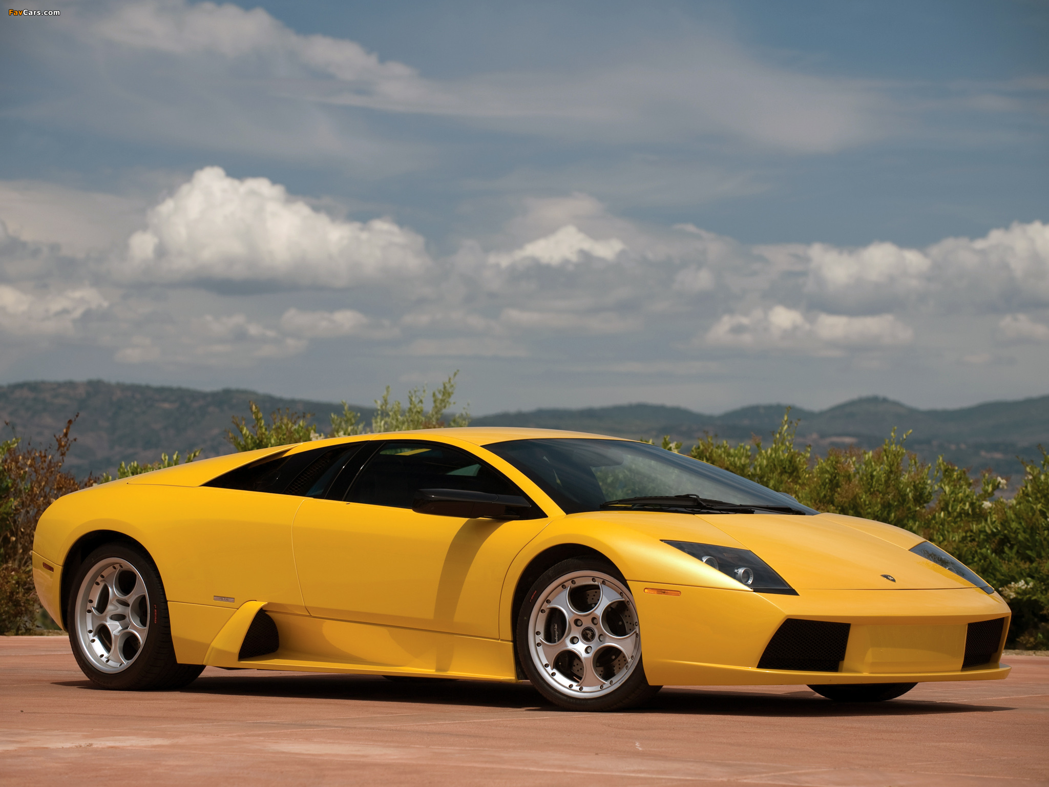 Lamborghini Murcielago Us Spec 2001 06 Wallpapers 2048x1536