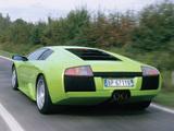 Lamborghini Murcielago 2001–06 wallpapers