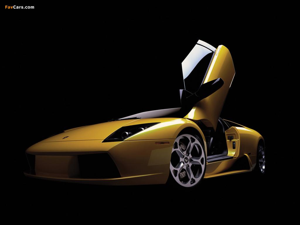Lamborghini Murcielago Barchetta Concept 2002 images (1024 x 768)