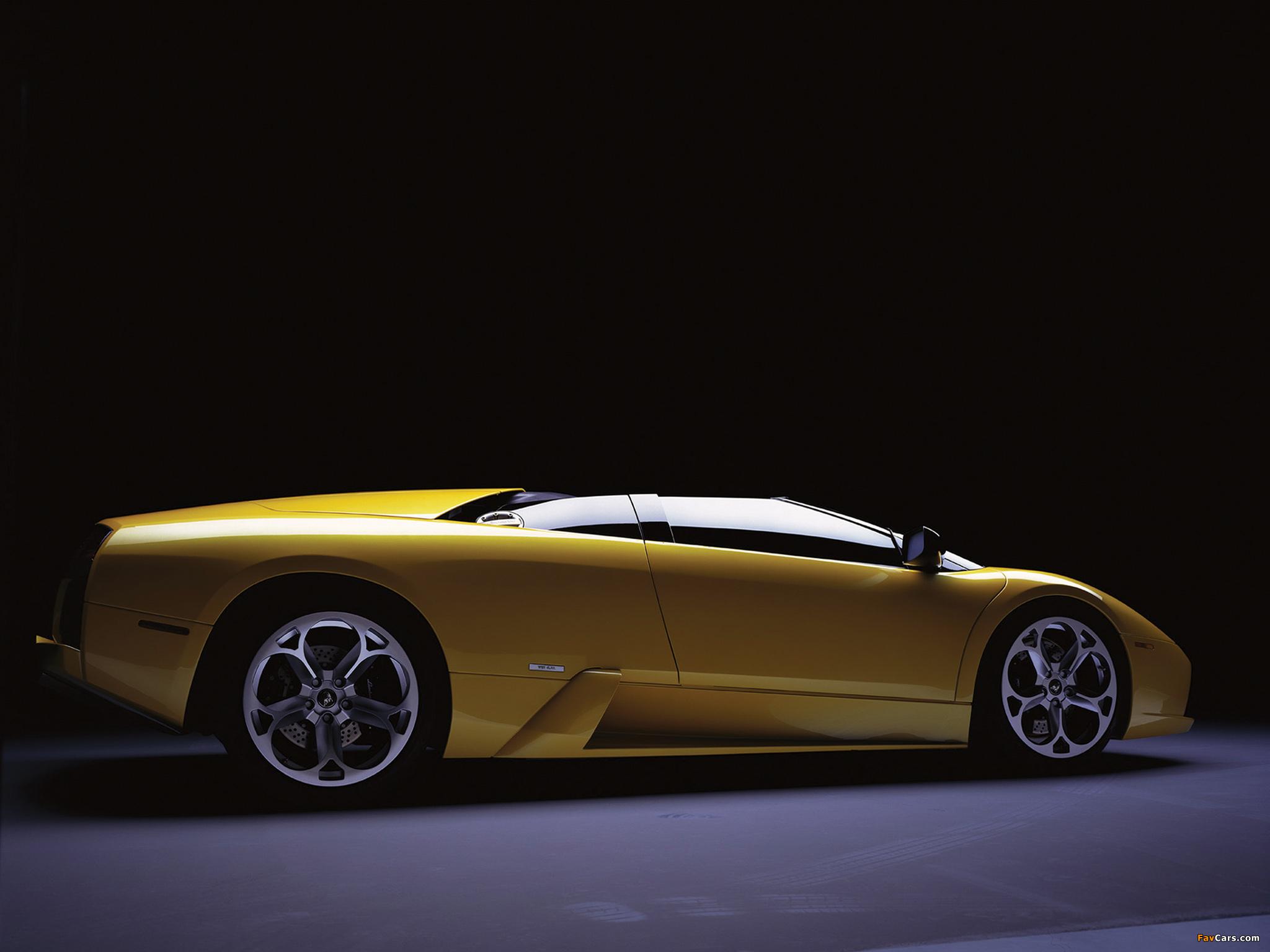 Lamborghini Murcielago Barchetta Concept 2002 pictures (2048 x 1536)