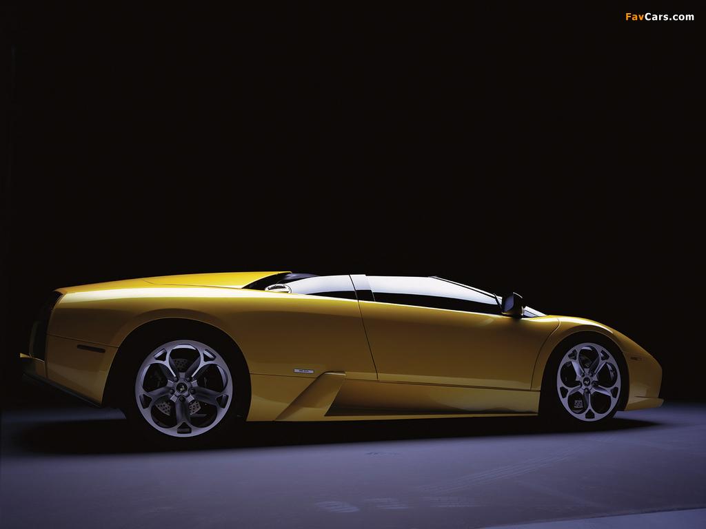 Lamborghini Murcielago Barchetta Concept 2002 pictures (1024 x 768)