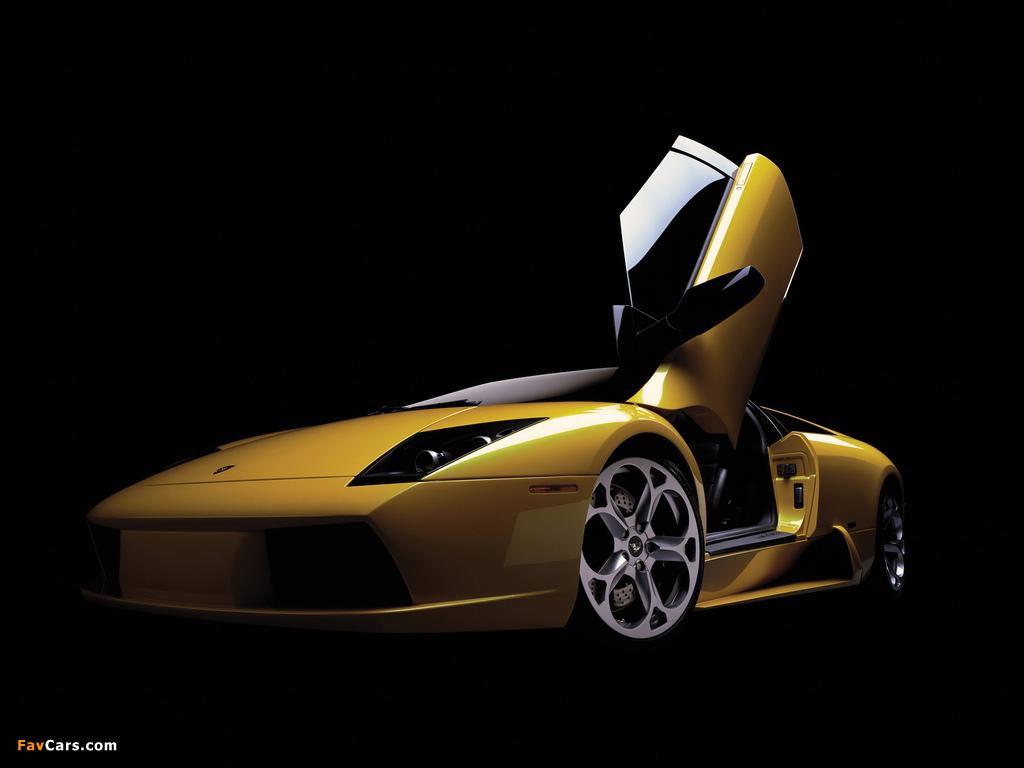 Lamborghini Murcielago Barchetta Concept 2002 wallpapers (1024 x 768)