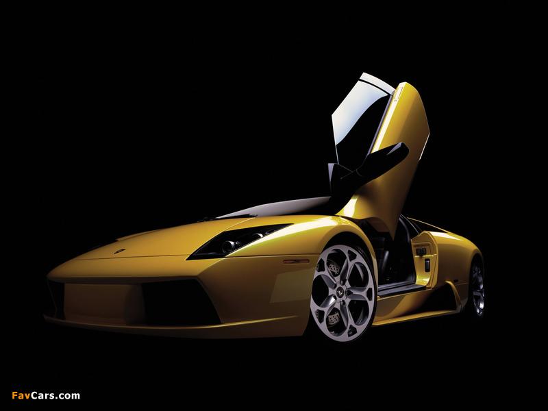 Lamborghini Murcielago Barchetta Concept 2002 wallpapers (800 x 600)
