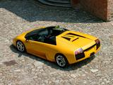 Lamborghini Murcielago Roadster 2004–06 pictures