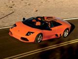 Lamborghini Murcielago LP640 Roadster 2006–10 pictures
