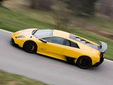 Lamborghini Murciélago LP 670-4 SuperVeloce 2009–10 images