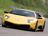 Lamborghini Murciélago LP 670-4 SuperVeloce 2009–10 photos