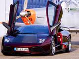 JB Car Design Lamborghini Murcielago LP640 2009 wallpapers