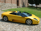 Photos of Lamborghini Murcielago Roadster 2004–06
