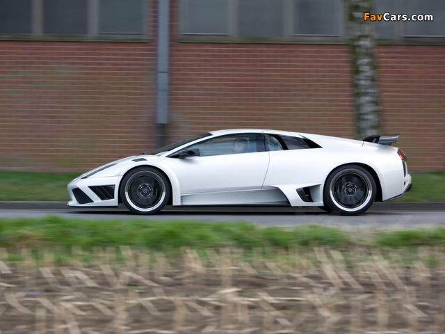 Photos of IMSA Lamborghini Murcielago LP640 GTR 2008 (640 x 480)