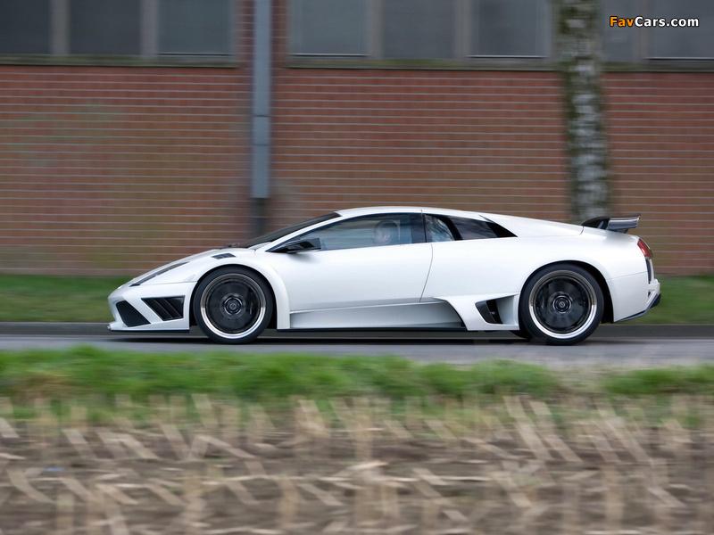 Photos of IMSA Lamborghini Murcielago LP640 GTR 2008 (800 x 600)