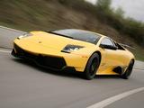 Photos of Lamborghini Murciélago LP 670-4 SuperVeloce 2009–10