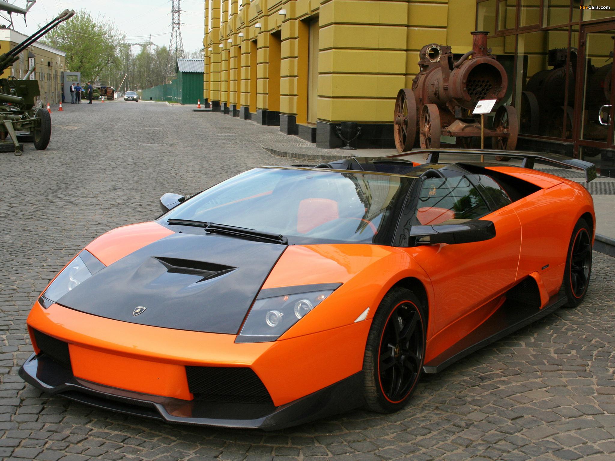 Photos of Status Design Lamborghini Murcielago Roadster 2010 (2048 x 1536)