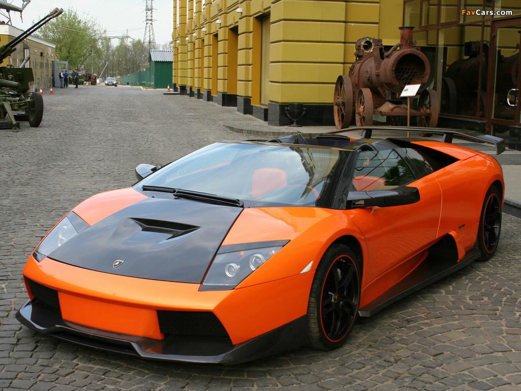 Photos of Status Design Lamborghini Murcielago Roadster 2010 (1024 x 768)
