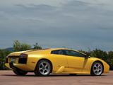 Pictures of Lamborghini Murcielago US-spec 2001–06