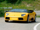 Pictures of Lamborghini Murcielago Roadster 2004–06