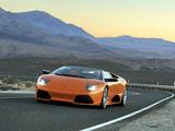 Pictures of Lamborghini Murcielago LP640 Roadster 2006–10