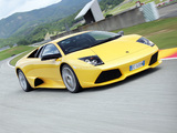 Pictures of Lamborghini Murcielago LP640 2006–10
