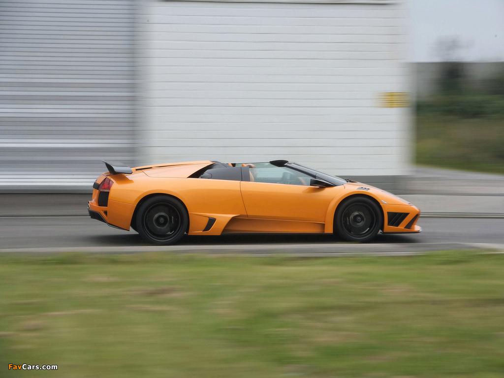 Pictures of IMSA Lamborghini Murcielago LP640 Roadster 2008 (1024 x 768)