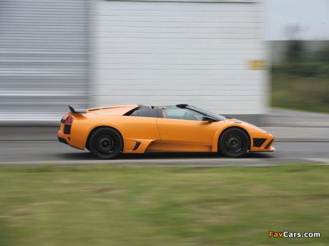 Pictures of IMSA Lamborghini Murcielago LP640 Roadster 2008 (640 x 480)
