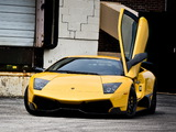 Pictures of Lamborghini Murciélago LP 670-4 SuperVeloce 2009–10