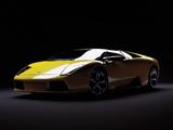 Lamborghini Murcielago Barchetta Concept 2002 wallpapers