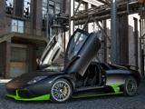 Edo Competition Lamborghini Murcielago LP750 2011 wallpapers