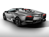 Lamborghini Reventón Roadster 2009 wallpapers