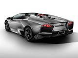 Lamborghini Reventón Roadster 2009 wallpapers